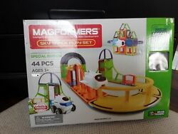 Magformers Sky Track Play Set Special Edition 44 Pieces-complete