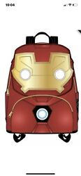 Loungefly Marvel Iron Man Light Up Mini Backpack ++pre-order