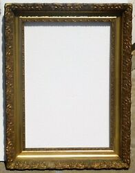 Vintage 19th C Frame Fits 11 X 16 Painting