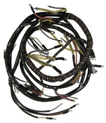 New Main Engine Wiring Harness 1948 1949 1950 Ford Pickup 8 Cylinder