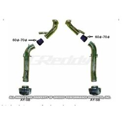 Greddy 12020906 Intake Suction Kit Type-2 Long Nissan For Gt-r R35 2009-2021 New