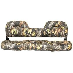 Lowe Boat Folding Bench Seat 2083115   55 3/4 X 21 Inch Camouflage