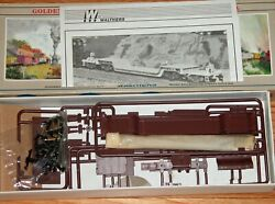 Walthers 932-5633 75' Depressed Center 4 Four Truck Flat Car Kit Dept Of Defense