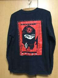 Rare Prong 90s Vintage Made In Usa Long Sleeve Tee Band T-shirt / List No.266