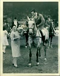 Lord Burnham And His Wife - Vintage Photograph 2225530