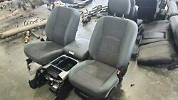 2014-2020 Dodge1500 Front Seat W/bag, Bucket, Cloth, Electric, L.