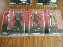 30 Days Of Night Figures Marlow Arvin Iris Lilith Build A Figure