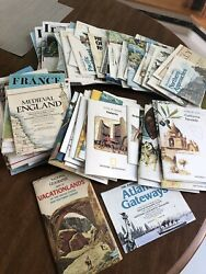 Vintage National Geographic Magazine Maps Lot Of 103