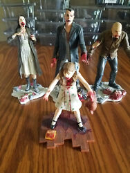 30 Days Of Night Figures Marlow Arvin Iris Lilith Build A Figure Loose