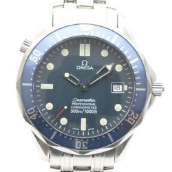 Omega Seamaster Professional Automatic 2531.80 Date Menand039s Watch Wl30980