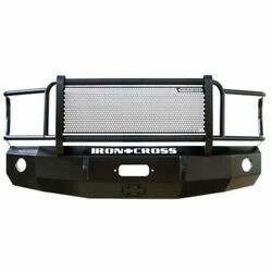Iron Cross 24-625-10-mb Front Base Grille Guard Bumper For Dodge 2500/3500 New