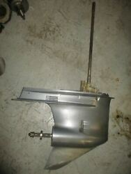 Yamaha 225hp 4 Stroke Outboard Lower Unit With 25 Shaft