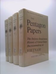 The Pentagon Papers The Defense Department History Of United States Decision...