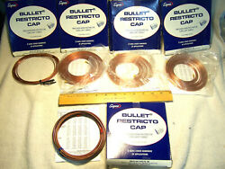 Supco Bullet 5 Pack Refrigeration System Capillary Tubing Set