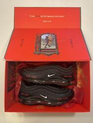 Lilandrsquo Nas X Nike X Mschf Air Max 97 Size 10 In Hand 495/666