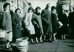 No More Buckets And Brooms - Vintage Photograph 3923484