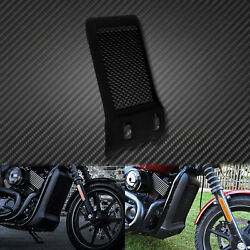 Black Radiator Grilles Grill Shield Guard Cover Fit For Harley Street 750 2015