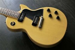 Gibson Custom Shop 1960 Les Paul Special Historic Collection Tv Yellow Limited