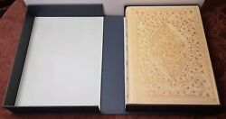 The Works Of Geoffrey Chaucer Folio Society - 2002 Limited And Numbered Edition