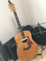 Taylor810 In Addition Hard Pick-up Microphone And Other Services List No.1187