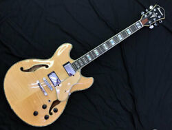 Only One. Ibanez Asv113 Rnt Resonant Natural Semiaco List No.1803