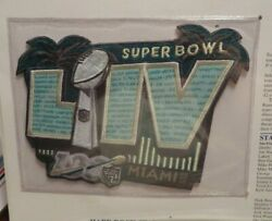 Willabee And Ward Super Bowl 54 Liv Chiefs Vs 49ers Nfl Patch