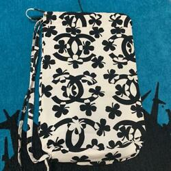 CHANEL Backpack Canvas White cb1720 $583.30