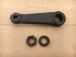 66-77 Early Classic Ford Bronco Manual Steering Box Pitman Arm 1966-1977 Linkage