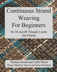 Continuous Strand Weaving For Beginners On 5ft And 6ft Triangle Looms By Jewandhellip