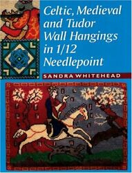 Celtic, Medieval And Tudor Wall Hangings In 1/12 Scale Needlepoint By Whitehe…