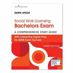 Social Work Licensing Bachelors Exam Guide A Comprehensive Study Guide For Sandhellip