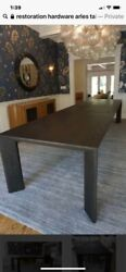 Restoration Hardware Arles Parsons 132 Inch 11ft Dining / Conference Table