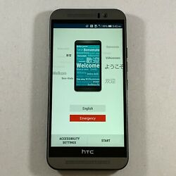 New Other Htc One M9 32gb Atandt Gunmetal Gray 4g Lte Smartphone Android