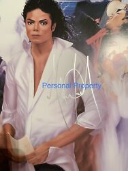 Mjj Making Of History Official Limited Ed. Print/lithograph Last Chance