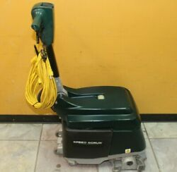 Nobles Speed Scrub 15 T1 Walk-behind Floor Scrubber Local Pick Up Only