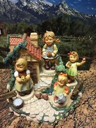 Home Sweet Home925-d Forever Yours Flower Girl 548 Tmk7 Mib For Mother Nature