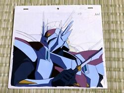 Things At The Time Tekkaman Blade Knight Of Universe Cell Painting Video