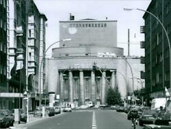 1993 Theatres Frank Castorf Took Over Intention Fal - Vintage Photograph 3744481