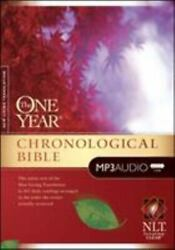 The One Year Chronological Bible 2010, Cd Mp3, Unabridged Edition