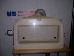 11832 Scienceware Fume Hood W/ Magnehelic And 6 Round Duct I.d. 14x41x24 H