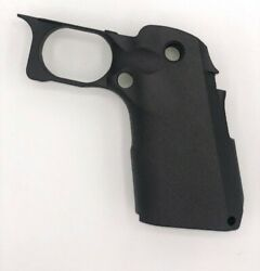 Sti Staccato-c Replacement Grip-un-stippled And Includes A Mainspring Housing.