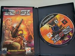Ring Of Red Ps2 Complete Sony Playstation 2 2001