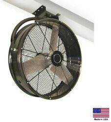Circulation Fan Ceiling Mounted - 48 - 1 Hp - 230/460v - 3 Phase - 19,100 Cfm