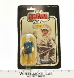 Han Solo Hoth Outfit Mosc Sealed 31 Back Star Wars Esb Vintage Kenner Figure