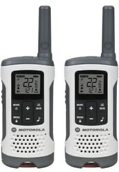 Motorola Talkabout T260tp Rechargeable Two-way Radios - 3 Pack