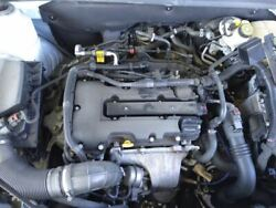 Engine 13 14 Chevy Cruze 1.4l Vin B 8th Digit Opt Luv At 3872230