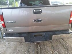 2004-2007 Ford F150 Trunk/hatch/tailgate Styleside Box Gold 3870736