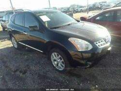 Automatic Transmission 11 12 Rogue Cvt 4x2 Fwd W/o Tow Package 3843911