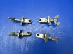 Piper Pa-28-140 Cherokee Eye Bolt Seat Attach 65505-000 Lot Of 4 0621-715