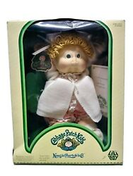 1983/1984 Lili Ledy Mexico Cabbage Patch Kids Doll Blonde Nrfb